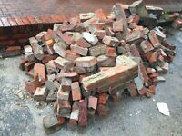 Free house bricks collection only