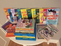 Horrid Henry story books 20+