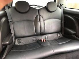 Mini Cooper S 2007 (57) Black JCW Edition AC Petrol Low Mileage