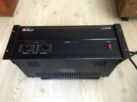 JBL UREI 6260 THX power Amplifier Transistor Vintage 1987 Studio Amazing amp