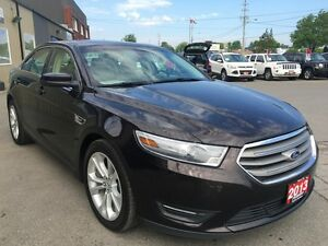 2013 Ford Taurus SEL-LEATHER-SUNROOF-REMOTE START-1 OWNER Windsor Region Ontario image 6