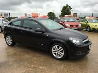 Late 2007 Vauxhall Astra 1.6 SXI Sport Hatch 3 Door **Full MOT** (Megane,focus,golf,leon)