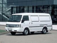 wanted Mazda e2000 van e2200 twin side doors.petrol diesel any year no mot cash waiting