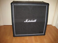 Marshall speaker cab