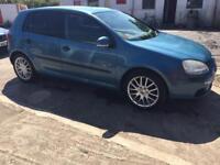 STUNNING VW GOLF ONLY 90 K £2190