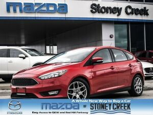 2015 Ford Focus SE SPORT AUTO,B/UP,A/C,B/T,CRUISE+KEYLESS!