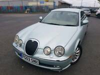 JAGUAR S-TYPE 3.0ltr V6 (AUTOMATIC) *** FULL MOT - F/S/H - DELIVERY AVAILABLE ***