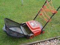Lawn Moss mower