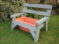 BENCH PLANTERS.....offers......