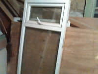 Various size upvc double glaze windows