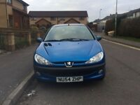 Peugeot 206 spare repair.Long Mot!