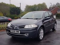 2008/08 RENAULT MEGANE 2.0 dCi DYNAMIQUE S - ONLY 56,000 MILES - FSH - EXCELLENT CONDITION