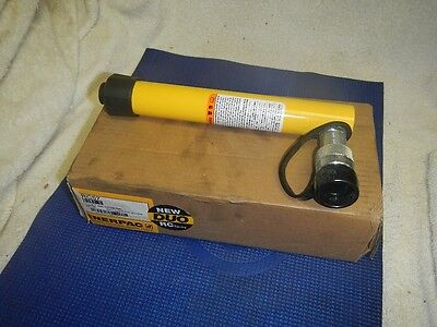 Enerpac Rc-57 Duo Hydraulic Cylinder 5 Ton 7 Stroke New