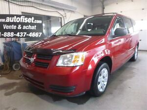 2008 Dodge Grand Caravan SE $ 45.00/SEM.+TX.