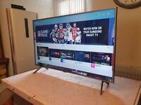 Boxed SAMSUNG QE49Q60RATXXU 49 inch QLED 4K HDR, Smart TV Wi-Fi, FREEVIEW & FREESAT HD