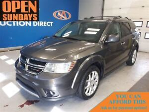 2015 Dodge Journey R/T, 7PASS, LEATHER, HEATED SEATS & WHEEL !