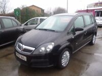 Vauxhall Zafira life cdti,7 seat MPV,6 speed gearbox,nice clean tidy 7 seater,runs and drives well