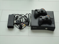 Xbox 360S 250GB with 17 games
