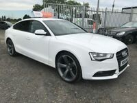 Late 2012 Audi A5 2.0 TDI SE Tecknik Sportback **Finance and Warranty** (a4,a6,320d,passat)