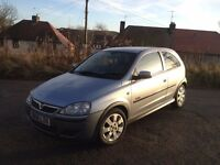 Vauxhall Corsa 1.2 Sxi 2006, 11 Months, Very Clean Car Inside And Out