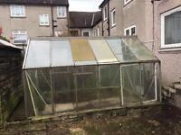Greenhouse with Aluminium Frame