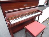 small upright piano by kemble