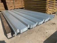 •New• 8Ft Galvanised Box Profile Roof Sheets