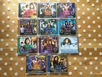 Sarah Jane Adventures audiobook cd collection