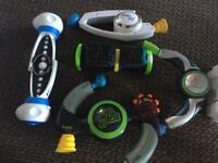 Bundle of 5 bop it electronic toys