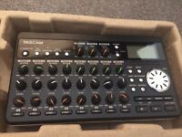 TASCAM DP-008 digital multi track recorder