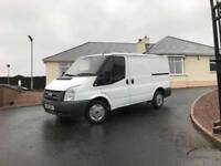 2008 Ford Transit T280 swb tested excellent condition for year NO VAT