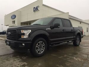 2015 Ford F-150 XLT Sport 302A Heated 10 Way Front Seats