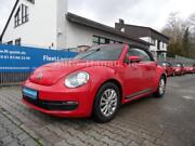 Volkswagen The Beetle Cabriolet 1.2 TSI BMT Klim/Sitzh/PDC