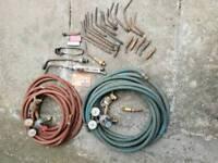 BOC Safire Oxygen Acetylene Equipment