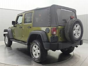 2008 Jeep Wrangler UNLIMITED SPORT4X4 A/C MAGS West Island Greater Montréal image 11