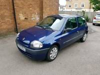 RENAULT CLIO 1.2 ONLY 50000 MILES FROM NEW BRILLIANT DRIVE GUARANTEED FANTASTIC CONDITION