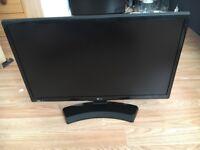 LG HD 22ich TV