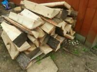 Oak off cuts