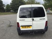 Peugeot Partner Van 1.9D