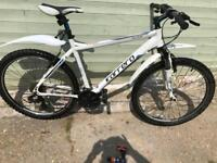 Excellent CARRERA VALOUR mountain bike for sale