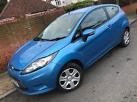 2010 FORD FIESTA FOR SALE, MANUAL, 3 DOOR, 83000 MILEAGE