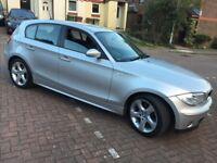 2005 BMW 118D SE 2LTR TURBO DIESEL ENEGINE 6 SPEED