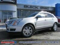 2015 Cadillac SRX Luxury  - Certified - Power Sunroof - $288.27