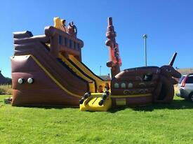 Bouncy Castle Hire.