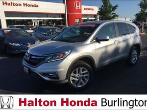 2015 Honda CR-V EX-L / LEATHER / HEATED SEATS / REARVIEW CAMERA