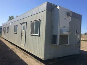 Trailer REDUCED Skid Shack 12x60 for sale, rent or lease  154302