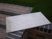 Marble Fire Hearth (Victorian)