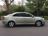 2007 Toyota Avensis 2.2 D-4D T3-X 5dr | Low Miles | Diesel |Like Passat Corolla Honda Civic Insight