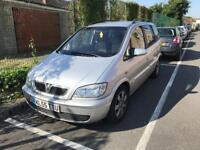 Vauxhall zafira 2005 1.6 90k 7 SEATER **P/X WELCOME**