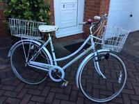 Vintage Raleigh caprice limited edition Liz peperell
